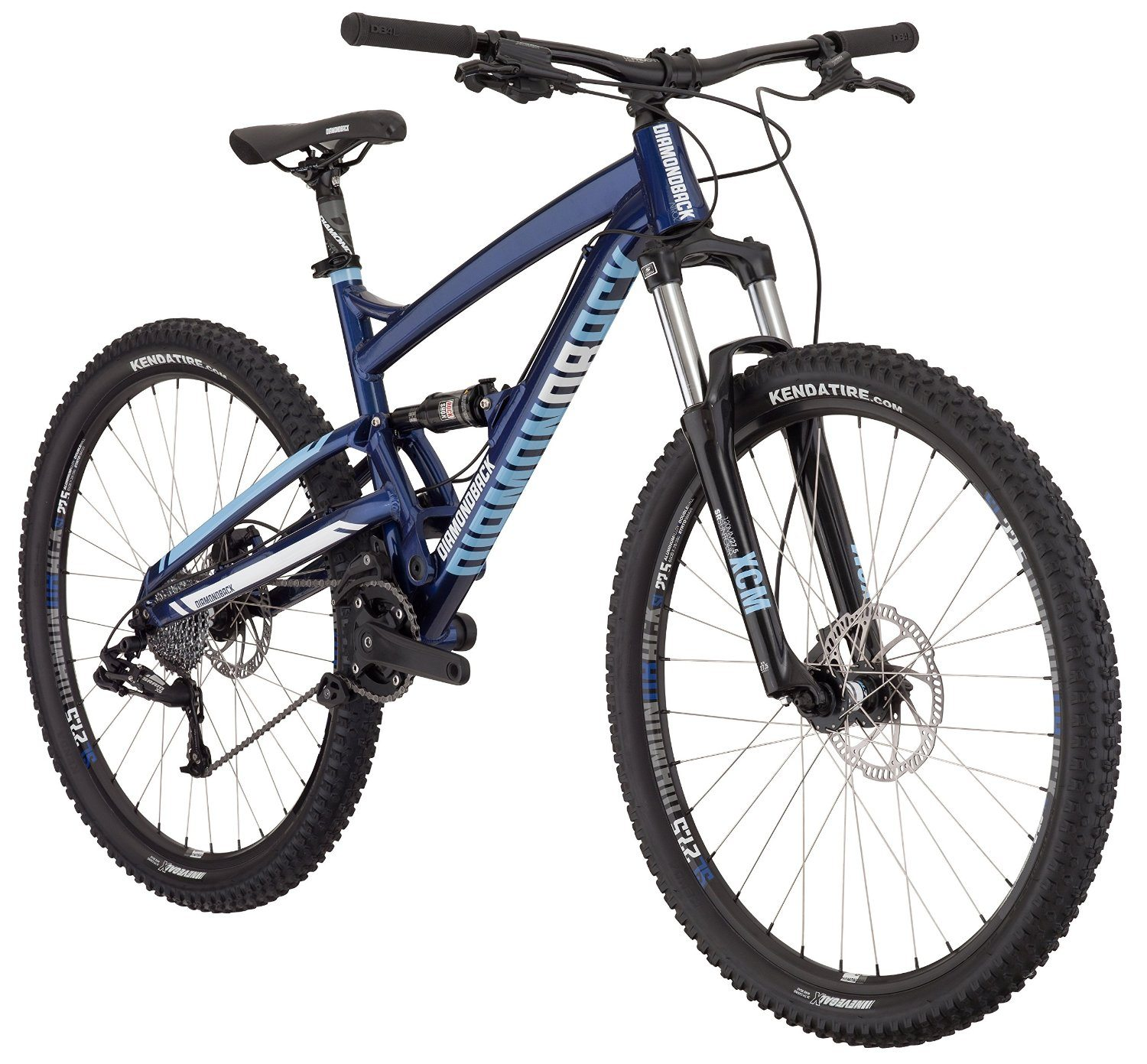 Diamondback Bicycles Atroz Complete Full Suspension Mountain Bike Review