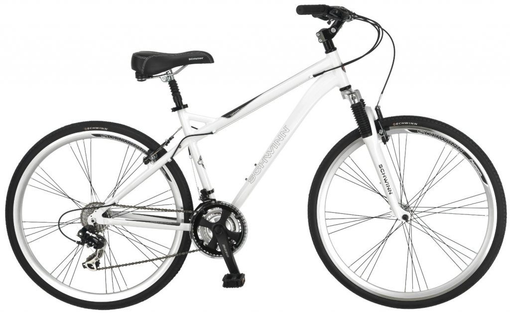 Schwinn Mens Network 3.0 700C Hybrid Bicycle