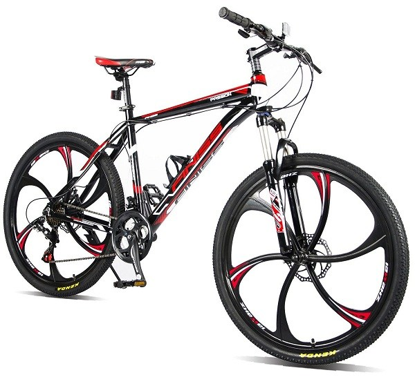 Merax Finiss 26 Aluminum 21 Speed Mg Alloy Wheel Mountain Bike Review