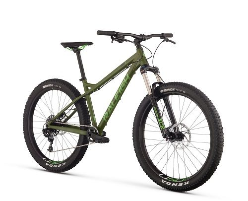 Raleigh Tokul 3 Mountain Bike Review