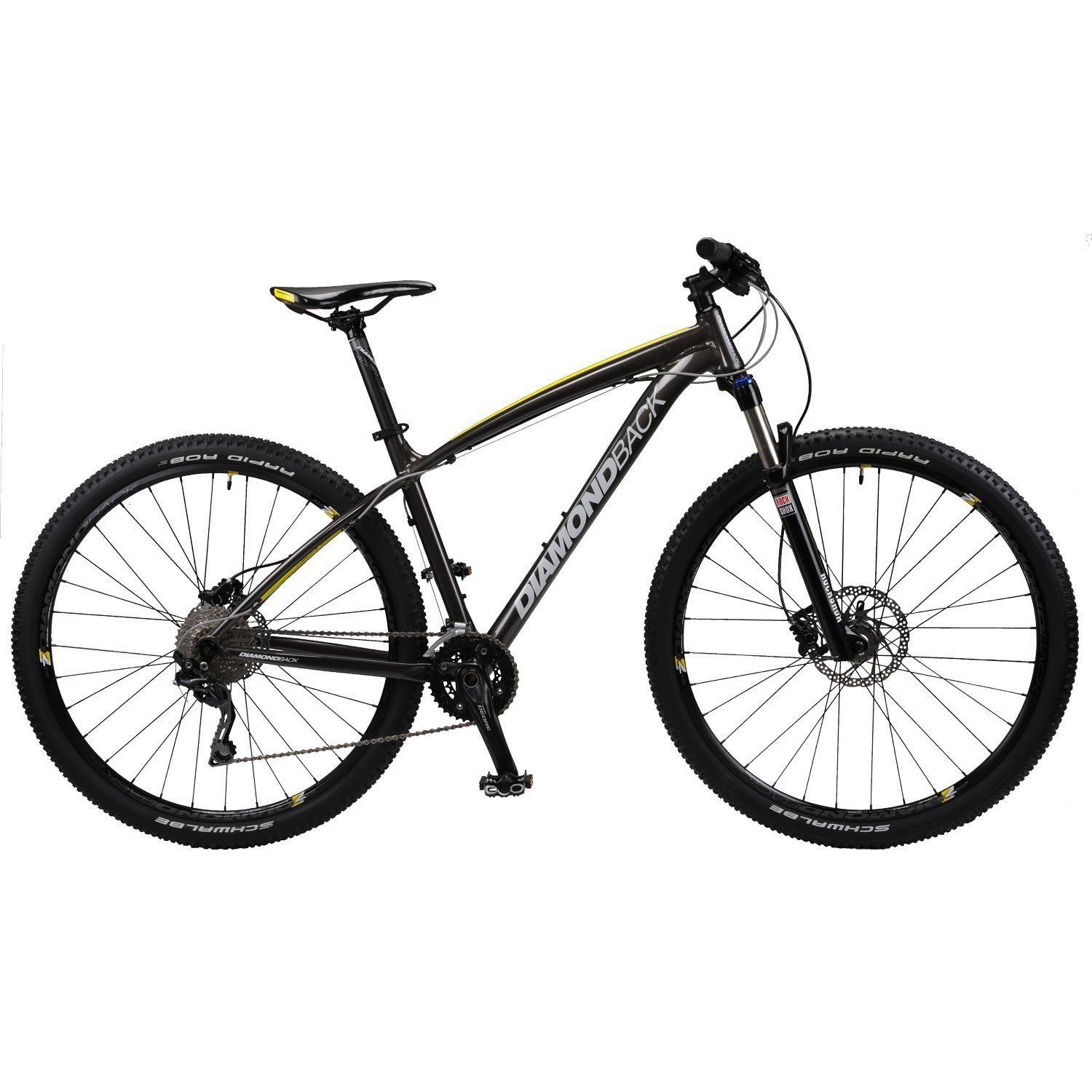 bd4030ef56a Diamondback Overdrive 29er Mountain Bike Review