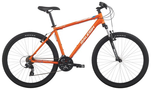 Raleigh Talus 2 Mountain Bike Review