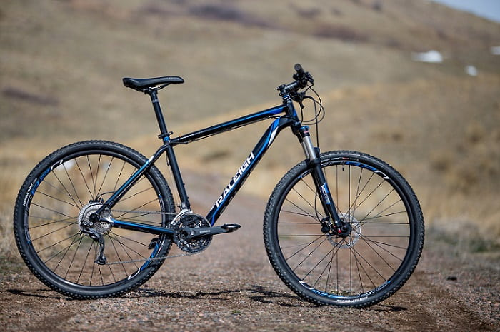 Raleigh Tekoa Mountain Bike Review