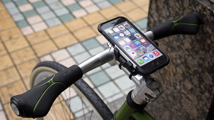 best bicycle phone mount
